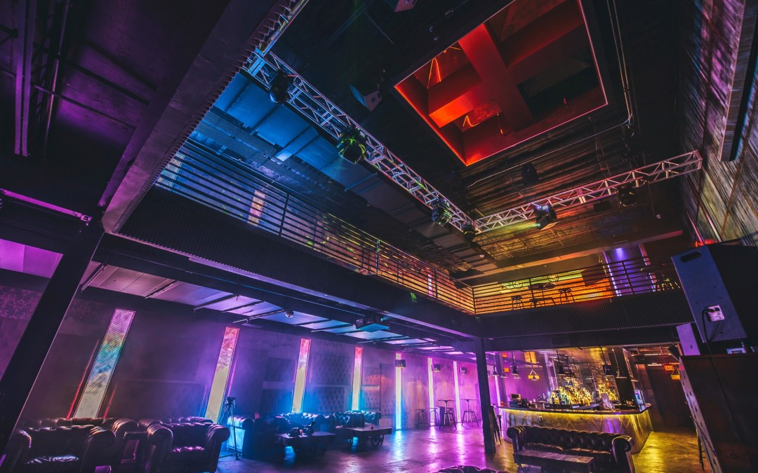 Best Club Lighting in Austin, TX – Lightfaktor Wins Austin Music Industry Award